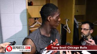 Tony Snell had a career-high 24