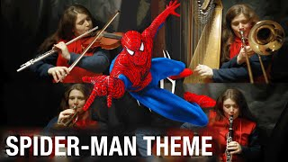 Spider man theme (Ирина Воронцова мультиинструменталист)