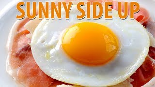 How to Cook Perfect Sunny Side Up | Sunny Side Up Eggs Recipe | Hindi Cooking Videos | Cook Book