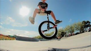 Daniel Wade - Hippo Unicycles - MONEYGRABBER - 2013