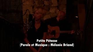 Les Sessions Acoustiques de La Cave Sonore : Mélanie Briand & Mr Popoff - Petite Pétasse