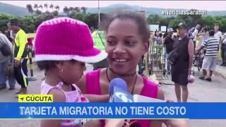 ¡Ojo, venezolanos! Avivatos cobran por tarjeta de movilidad que es gratis | Noticias Caracol