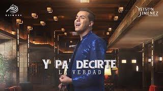 Potranca De Corral - Yeison Jiménez - (Video Lyric)