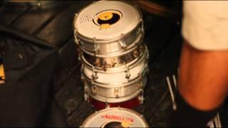 Curta-metragem em documentário - Escola de Percussão Bloco Bicho Solto