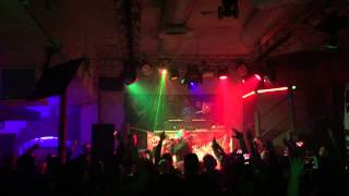 "Borixon ""Mam tak samo jak ty"" live Chicago 2015"
