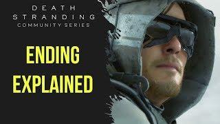 Death Stranding ENDING EXPLAINED
