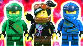 LEGO MOVIE 2 + NINJAGO LEGACY