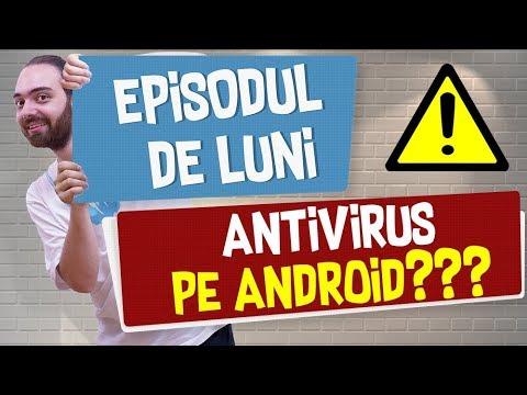 Ai nevoie de antivirus pe Android?