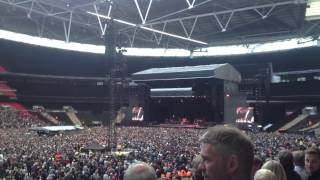 Bruce Springsteen - Death To My Hometown - Wembley June 15th 2013
