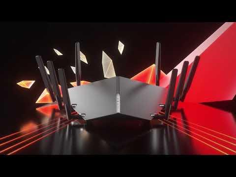 Novos Roteadores AX - Tecnologia Wi-Fi 6