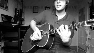 Damien Rice Cannonball (acoustic cover)