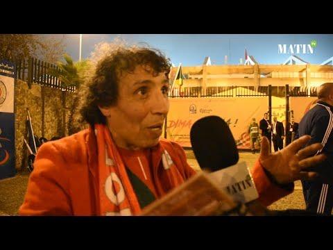 La réaction des supporters marocains après la victoire des Lions face au Sily national de Guinée