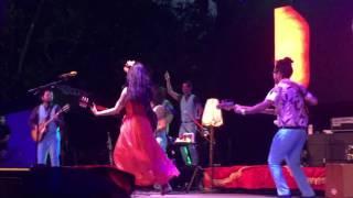 Mon LaFerte - Central Park Summer Stage - Ana (Los Saicos Cover)