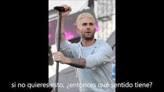 Maroon 5 - Cold (Subtitulada en Español/Lyrics) Ft. Future