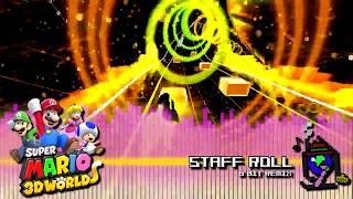Super Mario 3D World: Staff Roll 8 Bit Remix
