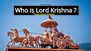 Follow the lord krishna's words -  Cosmic Dream