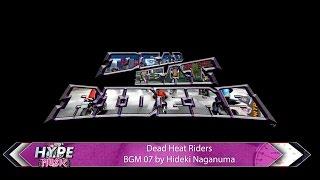 Dead Heat Riders: BLACK HOT VODKA by Hideki Naganuma