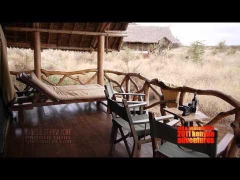 Satao Elerai Safari Camp – Kenya – Africa