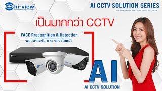 กล้องวงจรปิด AI CCTV SOLUTION 9700 SERIES HIVIEW