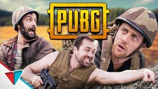 PUBG Logic Supercut (funny sketches about PUBG)