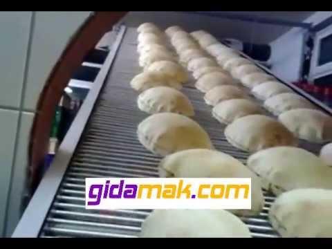 Pita Üretim Hattı - Pita Makinası