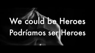 Alesso – Heroes (We Could be) Subtitulada (Ingles – Español) HD