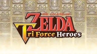 The Legend of Zelda Tri Force Heroes OST - Madame la Couturière
