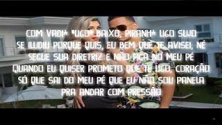 MC Kapela - Senta e Chora (LETRAS)
