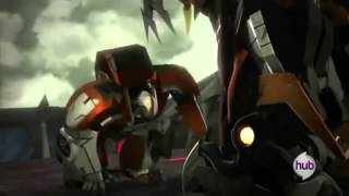 Transformers: Prime - If I Die Young