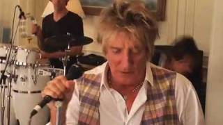 Rod Stewart - Higher and Higher (Full) (Rehearsal)