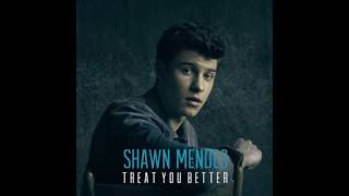 Shawn Mendes  - Treat You Better (Original Audio)