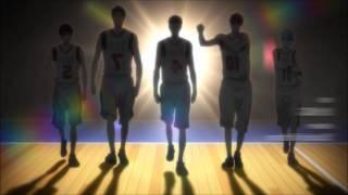 Kuroko no basket season 2 opening 1 - mirrored - HD