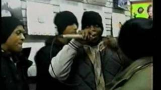 Smiff N Wessun destroys the Deep Cover beat