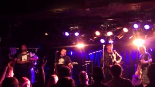 The Real Mckenzies- the tempest Live Oslo Norway 2012