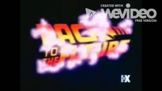 Back to the Future, the Animated series - Intro (1991)