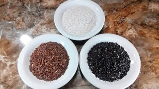 Why Should You Be Eating It This Healthy Rice – Forbidden Black Rice!