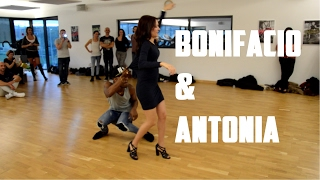 Bonifacio & Antonia - Workshop Semba 2016
