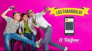 El Teléfono - Yerson Y Stuard [] Instagram @YersonYStuardLF [] Los Farandulay 2014 - 2015