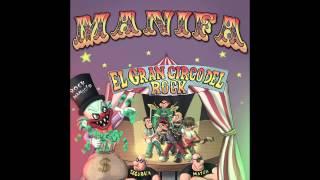 """MANIFA: """"El Gran Circo del Rock"""" -Single adelanto nuevo disco-"""