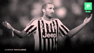 30 Segundos com Playmaker - Juventus pentacampeã