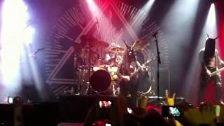 Behemoth - O Father O Satan O Sun! [Live in Rio de Janeiro @ Circo Voador - 2014]