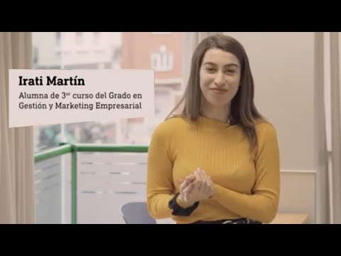 Irati - Opinión y experiencia del Grado en Gestión y Marketing en CUBS