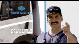 Tata Motors Commercial Vehicles - Aapke Saath Har Kadam