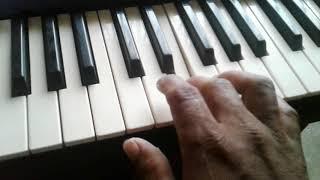 Renuevame melodia como tocar