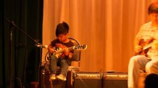 Oye Como Va - Tito Puente/Santana cover - 2 Guitars