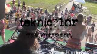 TEKNiCOLOR and the TEKNiCiRCUS | Infrasound Music Festival 2013