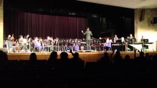 """Nimitz RCB- Spring Concert: """"Man of Steel"""""""