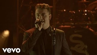 Sam Smith - Stay With Me (VEVO LIFT Live)