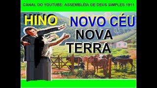 NOVO CÉU NOVA TERRA - EDNA BARBOSA PORTELLA LOUVOR ANTIGO Nº93 HINO SÃ DOUTRINA CÂNTICO ESPIRITUAL93