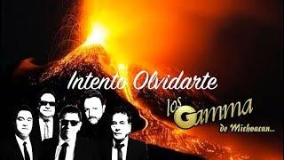 INTENTO OLVIDARTE - LOS GAMMA